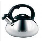 Металлический чайник со свистком Zeidan Z-4019 Madison