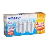 Кассета к фильтру Аквафор В100-5 (4  шт в упаковке )