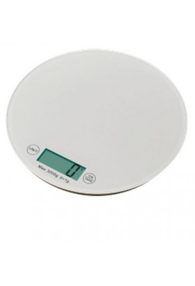 Весы кухонные Sakura SA-6059 электронные, 5кг., белый