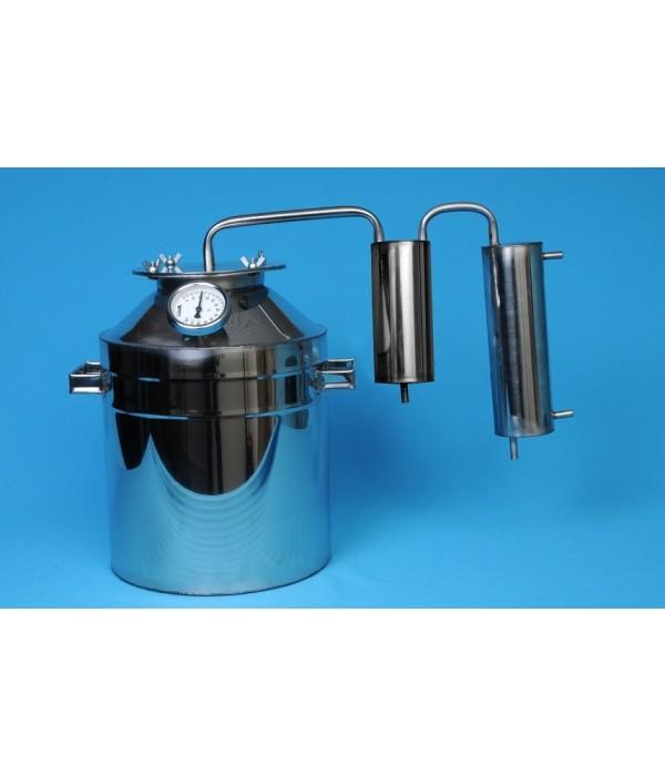 Как сделать дистиллятор самогонный
