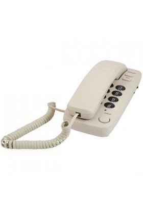Телефон проводной RITMIX RT-100 ivory