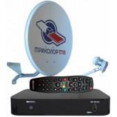 Комплект спутникового телевидения Триколор Full HD GS-B521 General Satellite Full HD Центр