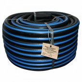 Шланг газовый рукав резиновый ф 9.0мм3кл бухта 50м с синей полосой