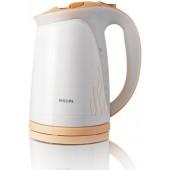 Чайник Philips HD-4681/55, оранж/белый