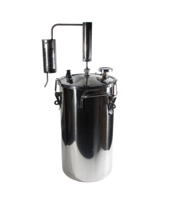 Дистиллятор Первач - Премиум Классик 16, домашний 16 л., охладитель с сухопарником