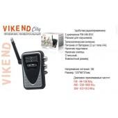 Радиоприемник VIKEND CITY, УКВ 64-108МГц,бат. 2*AA (не в компл.)