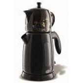 Чайный набор Sinbo SK 2374 1.7л. 2000Вт серебристый/черный (нержавеющая сталь)