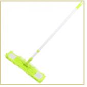 Швабра для пола с насадкой из микрофибры MopM4-Eco «Лапша»