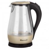 Чайник электрический Maxwell-1041 GD