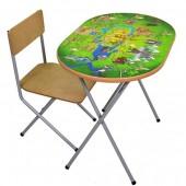 Комплект детской мебели ФЕЯ Досуг 302 Рыцари