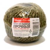 Шпагат льняной Прочный (клубок) 100 м 1.5 мм