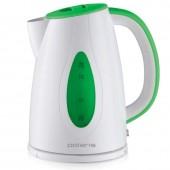 Чайник электрический Polaris PWK 1752C, зеленый