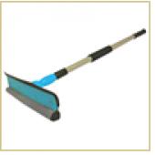 Стекломой WS-07-F (складной с телеск. алюм. ручкой), размер щетки:25см, длина:73-120см
