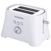 Тостер Starwind SET-4571 700Вт белый