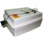 Инкубатор НЕСУШКА БИ-2 (м),  77 яиц, авт. поворот (U=220 цифр.терм., измеритель влажности)