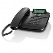 Телефон проводной Siemens Gigaset DA610 черный