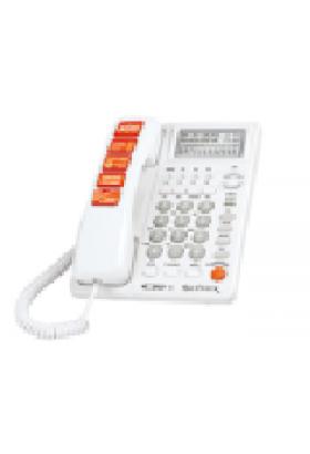 Телефон-аппарат Centek CT-7005 White