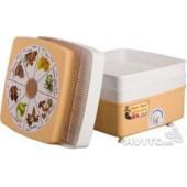 Сушилка для овощей Ротор-Дива-Люкс СШ-010-01, 3 поддона, цв уп, , вент