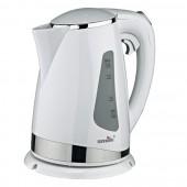 Чайник SMILE WK-1108 белый, об.1,7л., 2000Вт.
