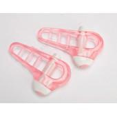 Средство массажное для пальцев ног на батарейках «СЧАСТЛИВЫЕ ПАЛЬЧИКИ ПЛЮС» KZ 0099