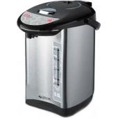 Термопот Centek CT-1084 (сталь) 6.0л, 750Вт, 2 способа подачи воды, двойная защита от перегрева