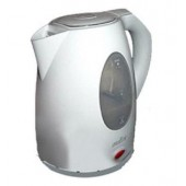 Чайник SMILE WK-1205 белый, об.1,5л., 2000Вт., пластик