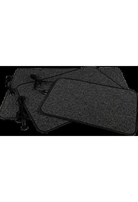 Сушилка д/обуви коврик ТК-1 черный, электрический