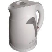 Чайник SMILE WK-1110 белый, об.1,7л., 2000Вт.