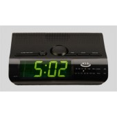Радиочасы с будильником AM/FM KIA-1391