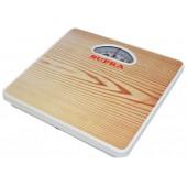 Весы напольные SUPRA BSS-4061 wooden, упр-е : механическое, максимальная нагрузка 130 кг, точность измерения 1 кг.