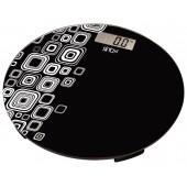 Весы напольные Sinbo SBS-4428 чёрный, электронные