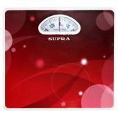 Весы напольные Supra BSS-4060 red_механические