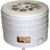 Сушилка для овощей Ротор-Дива СШ-007-01 (007-07)(007), 3 поддона, гофратара, вент