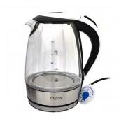 Чайник электрический Vigor HX-2091 стекло