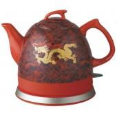 """Электрический керамический чайник Sakura SA-2014 """"Морской дракон"""""""