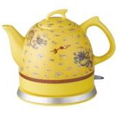 """Электрический керамический чайник Sakura SA-2014 """"Танец драконов"""""""