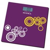 Весы напольные Supra BSS-2000 purple