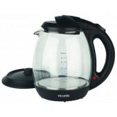 Чайник электрический Viconte VC-3228 термостойкое стекло,черный