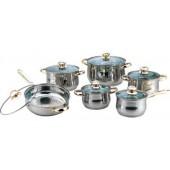 Набор посуды Bekker BK-243 Jumbo