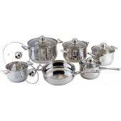 Набор посуды Bekker BK-271 Jumbo
