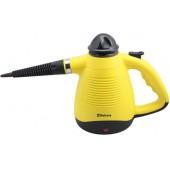 Пароочиститель SAKURA SA-3904Y, 900Вт., 450мл., 02-3,5бар, 9 насадок, желтый