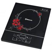 Плитка индукционная Sakura SA-7150R 1конф  7режимов