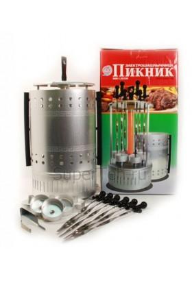 Электрошашлычница Пикник ЭШВ, 6 шампуров