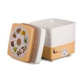 Сушилка для овощей Ротор-Дива-Люкс СШ-010, 5 поддонов