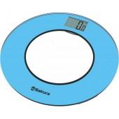Весы напольные Sakura SA-5066 электронные, 150кг., стекло