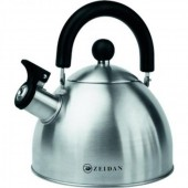 Металлический чайник со свистком Zeidan Z-4026 Charles