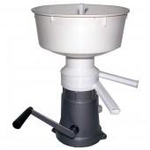 Сепаратор сливкоотделитель ручной РЗ-ОПС (50 л) алюминиевая станина (СП00000000006)