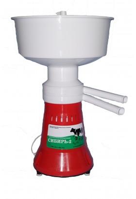 Сепаратор для молока Сибирь-2