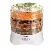 Сушилка для овощей Здравушка, TИП 972.04 прозрачные сита сенсорный выключатель